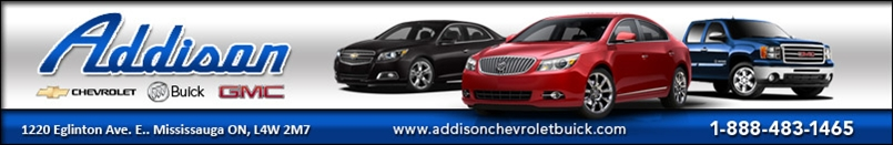 ADDISON CHEVROLET BUICK GMC