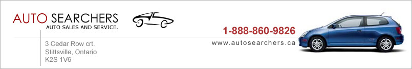 AUTO SEARCHERS LTD