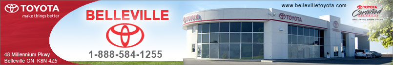 BELLEVILLE TOYOTA