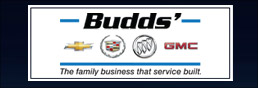 BUDDS' CHEVROLET CADILLAC BUICK GMC