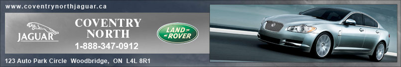 COVENTRY NORTH JAGUAR LAND ROVER