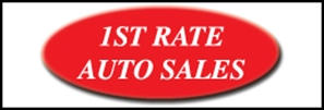 1ST RATE AUTO SALES