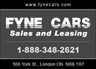FYNE CARS OF LONDON