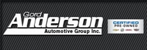 GORD ANDERSON AUTOMOTIVE GROUP