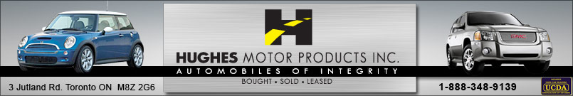 HUGHES MOTOR PRODUCTS INC