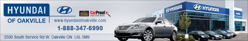 HYUNDAI OF OAKVILLE