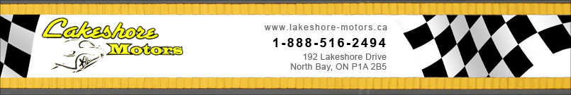 Lakeshore Motors North Bay