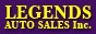 LEGENDS AUTO SALES