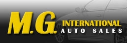 MG INTERNATIONAL AUTO SALES