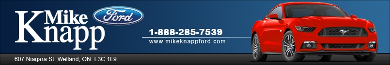 MIKE KNAPP FORD SALES