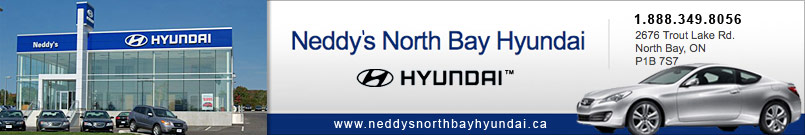 NEDDY'S NORTH BAY HYUNDAI