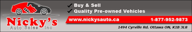 NICKYS AUTO SALES INC