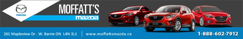 MOFFATT&#39;S NORTHWOOD MAZDA