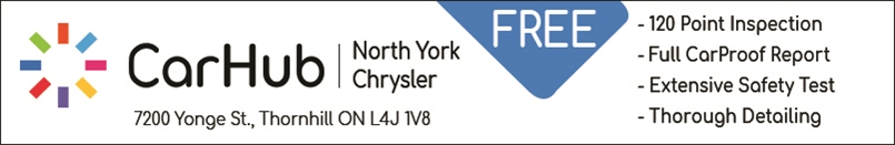 NORTH YORK CHRYSLER JEEP DODGE RAM FIAT - NEW CAR
