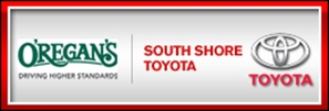 O'REGAN'S SOUTH SHORE TOYOTA