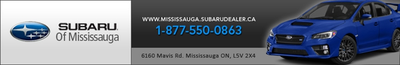 SUBARU OF MISSISSAUGA