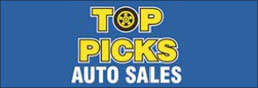TOP PICKS AUTO SALES