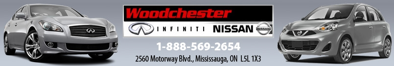 WOODCHESTER NISSAN AND INFINITI
