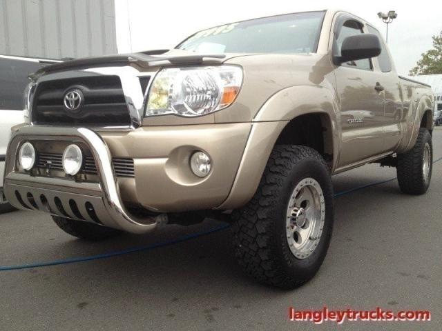 2005 toyota tacoma trd 4x4 surrey british columbia used car for sale. Black Bedroom Furniture Sets. Home Design Ideas