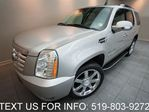 2007 Cadillac Escalade NAVIGATION! DVD! 22'S! CERTIFIED! LOADED! in Guelph, Ontario