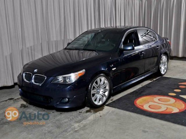 2007 BMW 5 Series