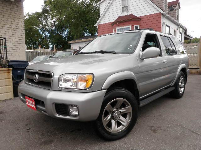 2004 nissan pathfinder le scarborough ontario used car for sale. Black Bedroom Furniture Sets. Home Design Ideas