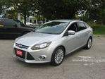 2012 Ford Focus Titanium Sedan in Mississauga, Ontario