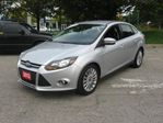 2012 Ford Focus Titanium Sedan in Mississauga, Ontario image 2