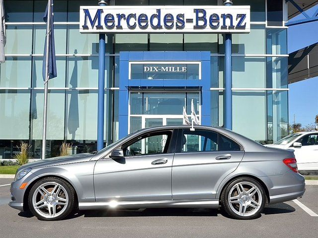2010 mercedes benz c class c350 4matic mirabel quebec for Mercedes benz c350 2010