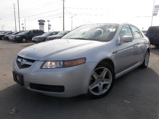 2005 Acura TL w/Navigation Pkg in Mississauga, Ontario