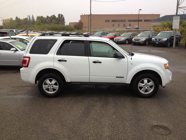 2008 Ford Escape Xlt 4x4 Newmarket Ontario Used Car For