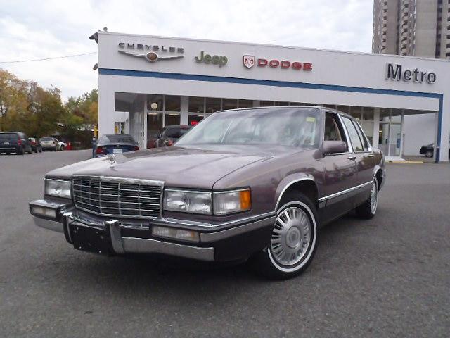 1992 cadillac deville the car is mint ottawa ontario. Cars Review. Best American Auto & Cars Review