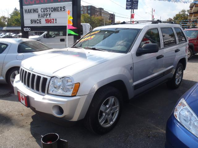 2006 jeep grand cherokee laredo scarborough ontario used car for sale. Black Bedroom Furniture Sets. Home Design Ideas
