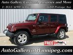 2010 Jeep Wrangler Sahara 4x4  *NAV* in Winnipeg, Manitoba