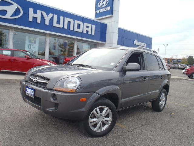 2009 Hyundai Tucson
