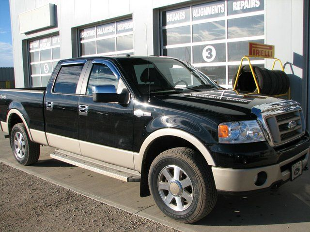 2008 ford f 150 king ranch edmonton alberta used car for sale. Cars Review. Best American Auto & Cars Review