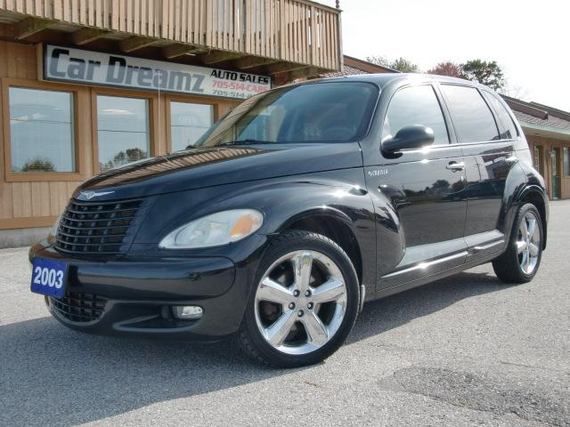 2003 chrysler pt cruiser turbo automatic related. Black Bedroom Furniture Sets. Home Design Ideas