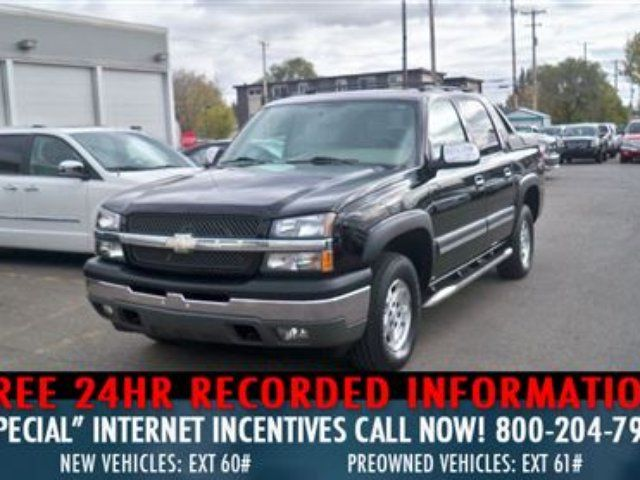2005 Chevrolet Avalanche 1500