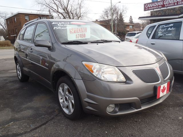 2005 pontiac vibe all wheel drive scarborough ontario used car for sale. Black Bedroom Furniture Sets. Home Design Ideas