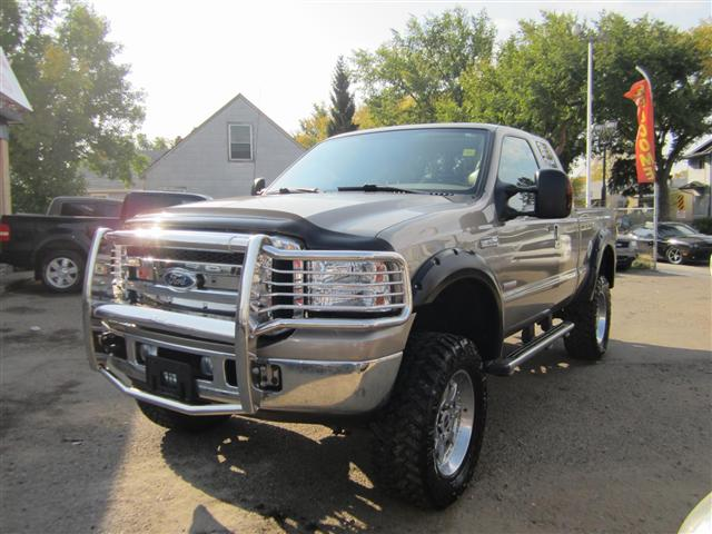 2006 Ford Super Duty F-350