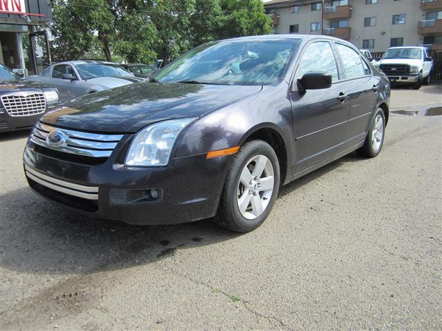 2007 ford fusion se edmonton alberta used car for sale. Black Bedroom Furniture Sets. Home Design Ideas