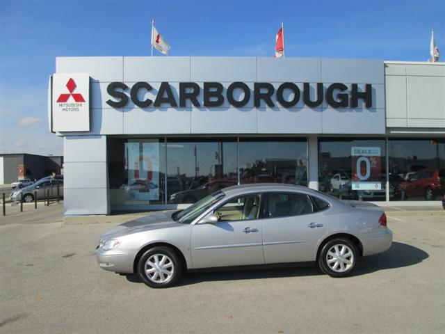 2006 Buick Allure ^^ CX - 3.8 L FACTORY ALLOY'S AND POWER SEAT ^^ in Scarborough, Ontario