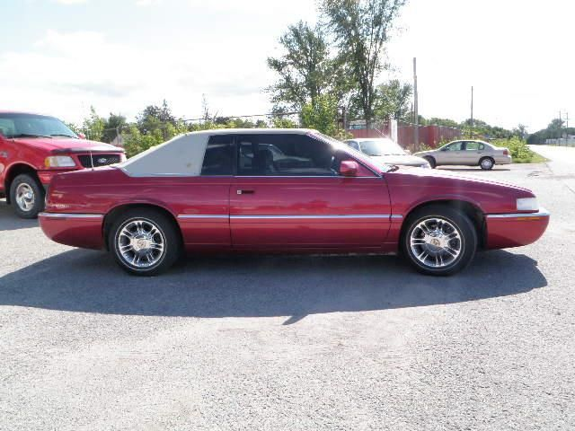 1998 cadillac eldorado touring barrie ontario used car. Black Bedroom Furniture Sets. Home Design Ideas