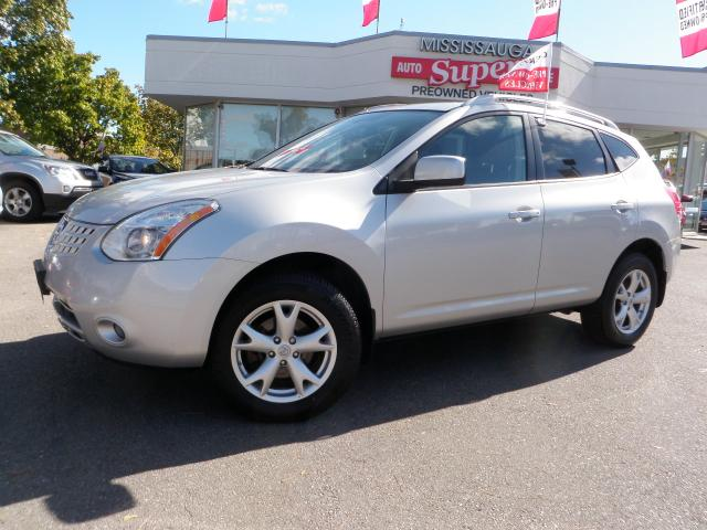 2008 nissan rogue sl mississauga ontario used car for sale. Black Bedroom Furniture Sets. Home Design Ideas