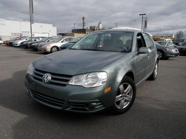 2009 Volkswagen City Golf           in Ottawa, Ontario