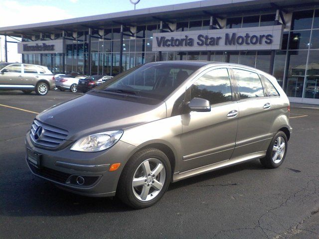 2007 mercedes benz b class b200 kitchener ontario used. Black Bedroom Furniture Sets. Home Design Ideas