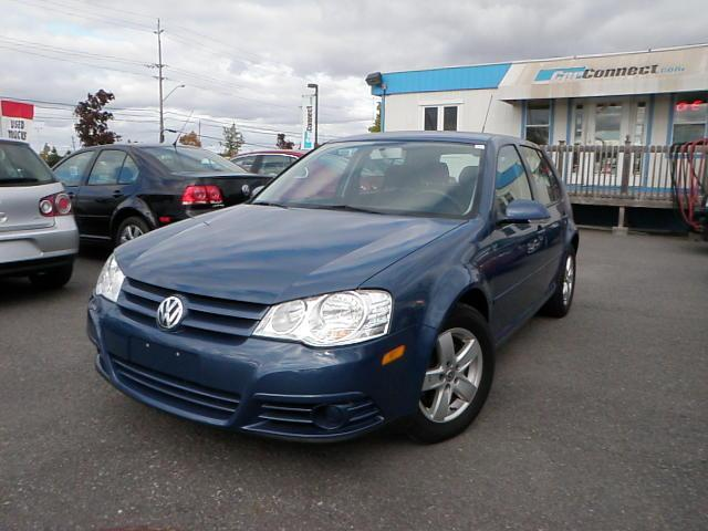 2008 Volkswagen City Golf           in Ottawa, Ontario