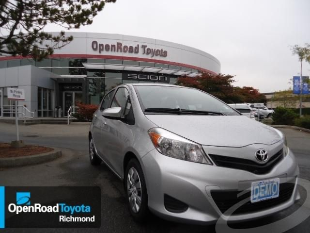 2012 Toyota Yaris