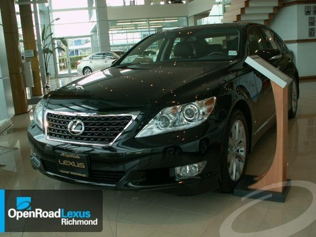 2012 Lexus LS 460