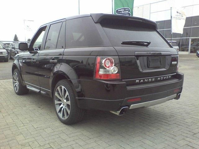 2011 land rover range rover sport supercharged. Black Bedroom Furniture Sets. Home Design Ideas